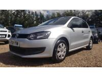 2010 Volkswagen Polo 1.2 S 5dr (a/c)