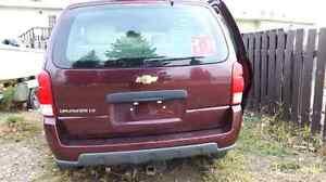 Uplander mini van