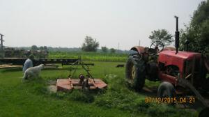 tracteur Massey Harris 66