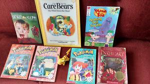 Pokemon lot/Home Alone dvd/Book lot