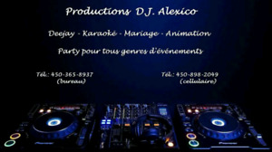 Service deejay karaoke animation mariage et autres