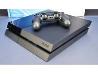 Ps4 without controller but everything else included
