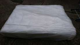 Like New Small Double mattress. 120cm wide and 190cm long.