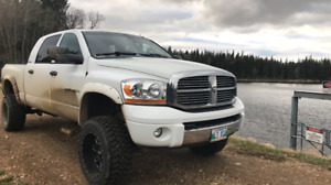 2006 Dodge Cummins. Low miles.