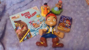 Jake and the Neverland Pirates lot