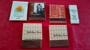 Matchbook covers-Holiday Inn Kitchener / Waterloo Kitchener Area image 3