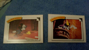 Collector Cards - DISNEY World Tour Complete Set - $5.00