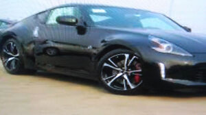 Nissan 370 Z Rims and Tires (New)
