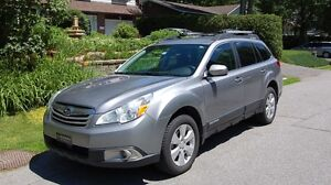SUBARU OUTBACK 2010 (4 roues motrices)