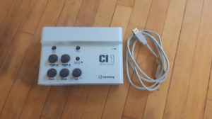 Spielberg CI1 USB Audio Interface