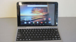 RCA 10 Viking Pro Tablet and keyboard