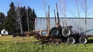 Jeep and poll log  trailers for sale Strathcona County Edmonton Area image 5