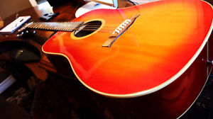 Rare 12 String B.C Rich Acoustic. Needs Work.