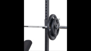 Bench press weights squat rack