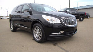 2017 Buick Enclave Leather- 12,500 kms, AWD, Moonroof- $39,159