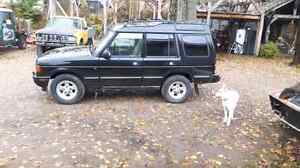 Landrover discovery  1998
