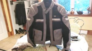 Manteau de moto Macna rush