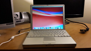 "Rare apple powerbook g4 12"" mint condition"