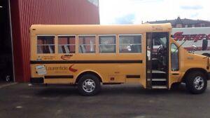 Mini bus camper van