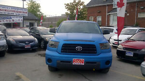 2007 Toyota Tundra beautiful TUNDRA Pickup Truck Kitchener / Waterloo Kitchener Area image 2