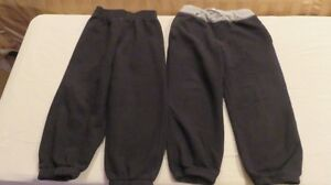 2 Boys Trackpants Size 5 Years