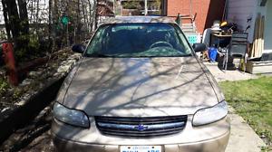 2002 Chevy Malibu - PARTS CAR $600 OBO
