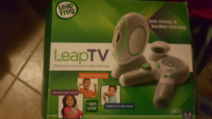 Leaptv video game