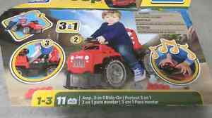 Toddler jeep toy available for sale