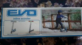 EVO Inline Scooter