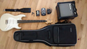 Ensemble complet guitare électrique / Electric Guitar kit
