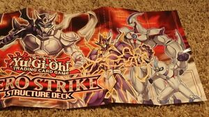 Yu-Gi-Oh! Trading Card Game: HERO Strike Structure Deck Duel Mat West Island Greater Montréal image 3