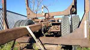 Jeep and poll log  trailers for sale Strathcona County Edmonton Area image 4