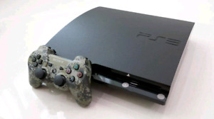 jailbroken ps3 500GB all game for free