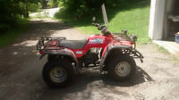 1989 honda fourtrax 300