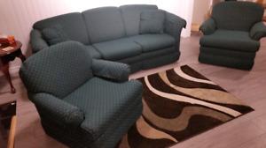 Roxton Sofa & Chairs
