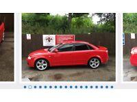 Audi A4 1.8t petrol
