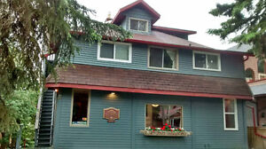 Great Weekly Rates at Rocky Mountain Bed and Breakfast