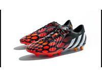 Adidas predator fg size 10.5