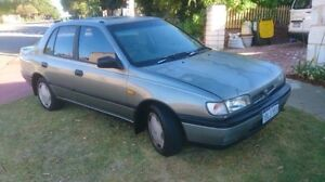 1993 Nissan Pulsar Hatchback East Perth Perth City Area Preview