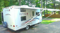 Jayco Jay Feather 16 pieds 2007