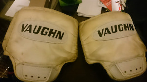 Vaughn thigh and knee guards