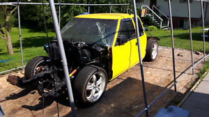 Project truck 1999 chevy s10