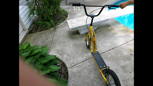 Kid Bike Scooter For Sale