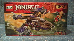 Lego Ninjaga Lot - 5 Different Sets Cambridge Kitchener Area image 3