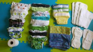 Cloth Diaper System