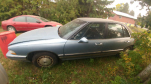 Buick lesabre body good needs head gasket