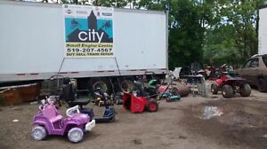 Lawn mowers and much more for sale