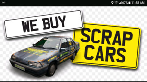 Paying 150 and up for scrap autos towing included