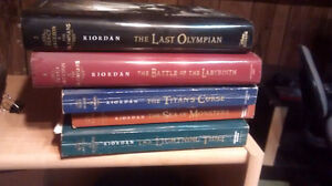 Percy Jackson and the Olympians All 5 books