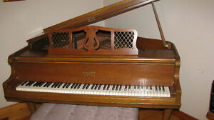 Mint condition baby grand piano that fits in every room